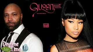 Gambar cover Nicki Minaj GOES AT IT with Joe Budden on Queen Radio + Megan Thee Stallion & MORE!