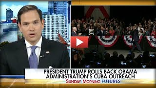 RUBIO SHOCKS HOST WITH BRUTAL TRUTH BEHIND WHAT IT