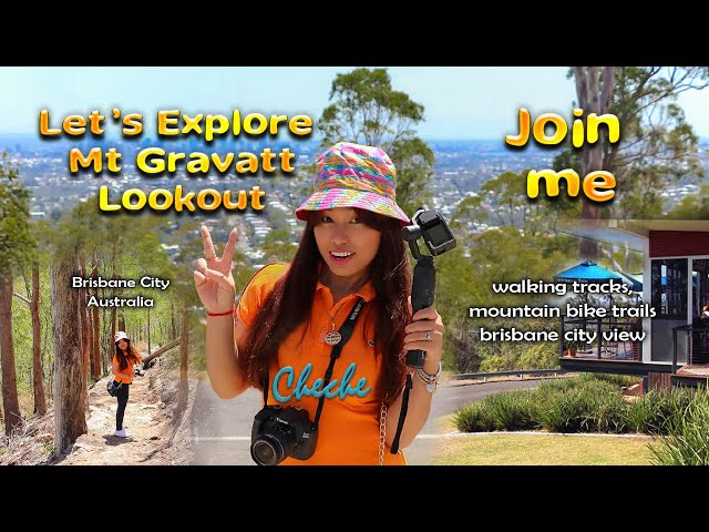 Free Things To Do In Brisbane | Explore Mount Gravatt Lookout | Things To See In Brisbane For Free