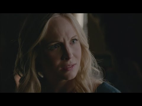 The Vampire Diaries: 7x11 - Stefan tells Caroline about his experience in the Phoenix Stone [HD]