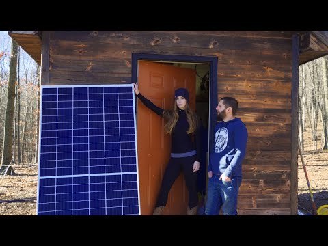 TAKING DOWN Our Off Grid SOLAR POWER Set Up   Why It Doesn't Work For Us