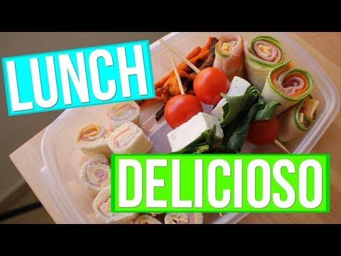 Ideas de Lunch para el Regreso a Clases | RebeO