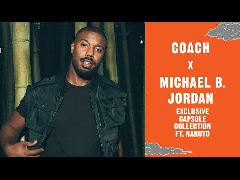 coach-x-michael-b.-jordan-|-exclusive-capsule-collection-ft.-naruto