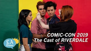 The cast of 'Riverdale' previews Season 4