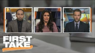 How Does DeSean Jackson Affect Jameis Winston, Buccaneers Next Season? | First Take