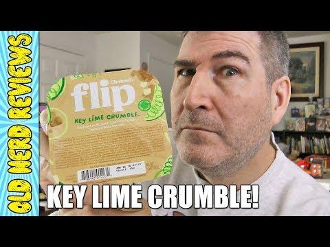 Chobani Flip Key Lime Crumble Review