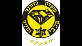 Hino do MACCABI NETANYA FC -  Israel