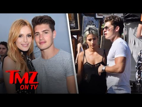 Bella Thorne's Ex is Dating Her Friend | TMZ TV