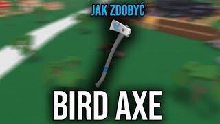¡Jak zdobyá Bird Axe w Lumber tycoon 2! (ROBLOX-59)