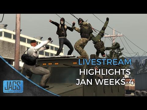 Epic Funny Random CS GO Highlights | January 2017 Week 4