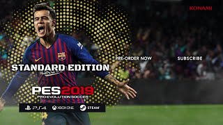 11 new skills 🔥pes 2019 E3 trailer