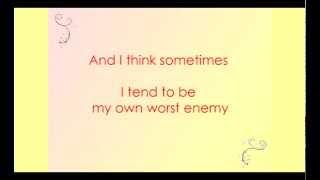 Sabrina Carpenter - Can't Blame a Girl for Trying (KARAOKE/INSTRUMENTAL) with Lyrics