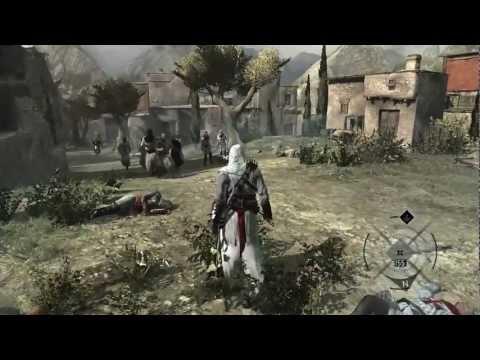 Assassins Creed (Видео-прохождение. Part 1)