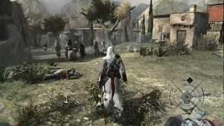 Assassin's Creed (Видео-прохождение. Part 1)