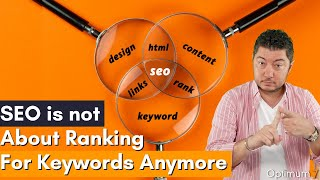 SEO is not About Ranking For Keywords Anymore – Why You Need an SEO Marketing Audit & Full Strategy