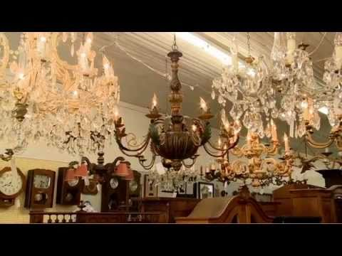 Antique Vintage Furniture -- EuroLux Antiques | French Antiq
