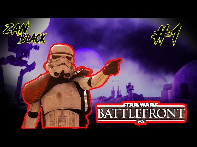 #1 Star Wars Battlefront - DIBRANDOO