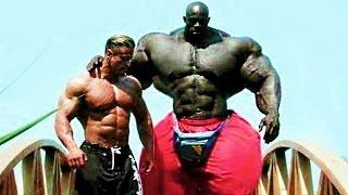 5 Menschen - Die mit Bodybuilding übertrieben haben!