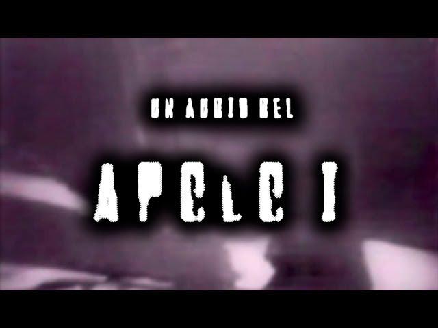 Un Audio misterioso del  APOLO 1