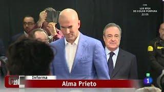 Zinedine Zidane vs. Diego Pablo Simeone