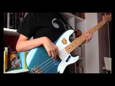 QUEEN bass cover