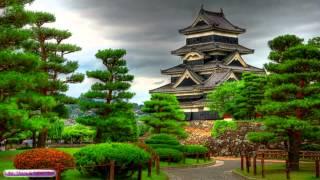 Beautiful Asian Music | Japanese Castle | Sleep, Study, Relax, Meditation