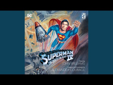 Come Uppance / Lifted / Quarried / Flying With Jeremy / End Credits (Superman IV)