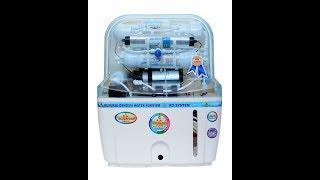 Aquafresh Swift 15 Ltr Mineral Ro+Uv+Tds Adjuster And Uf Water Purifier