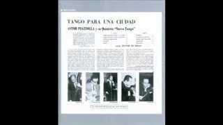Maquillaje -  Héctor de Rosas - Astor Piazzolla Quinteto Nuevo Tango (1963-04-18)
