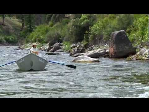 Middle Fork Salmon River With Tightlines, Jeff Helfrich