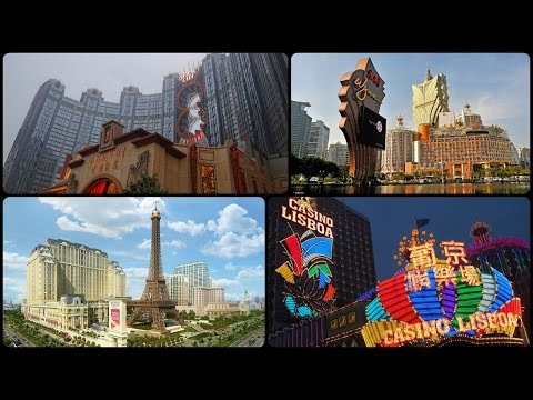 Macau's Stunning Casinos - Better Than Vegas?