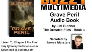Grave Peril Audiobook - Jim Butcher - The Dresen Files - FREE chapter