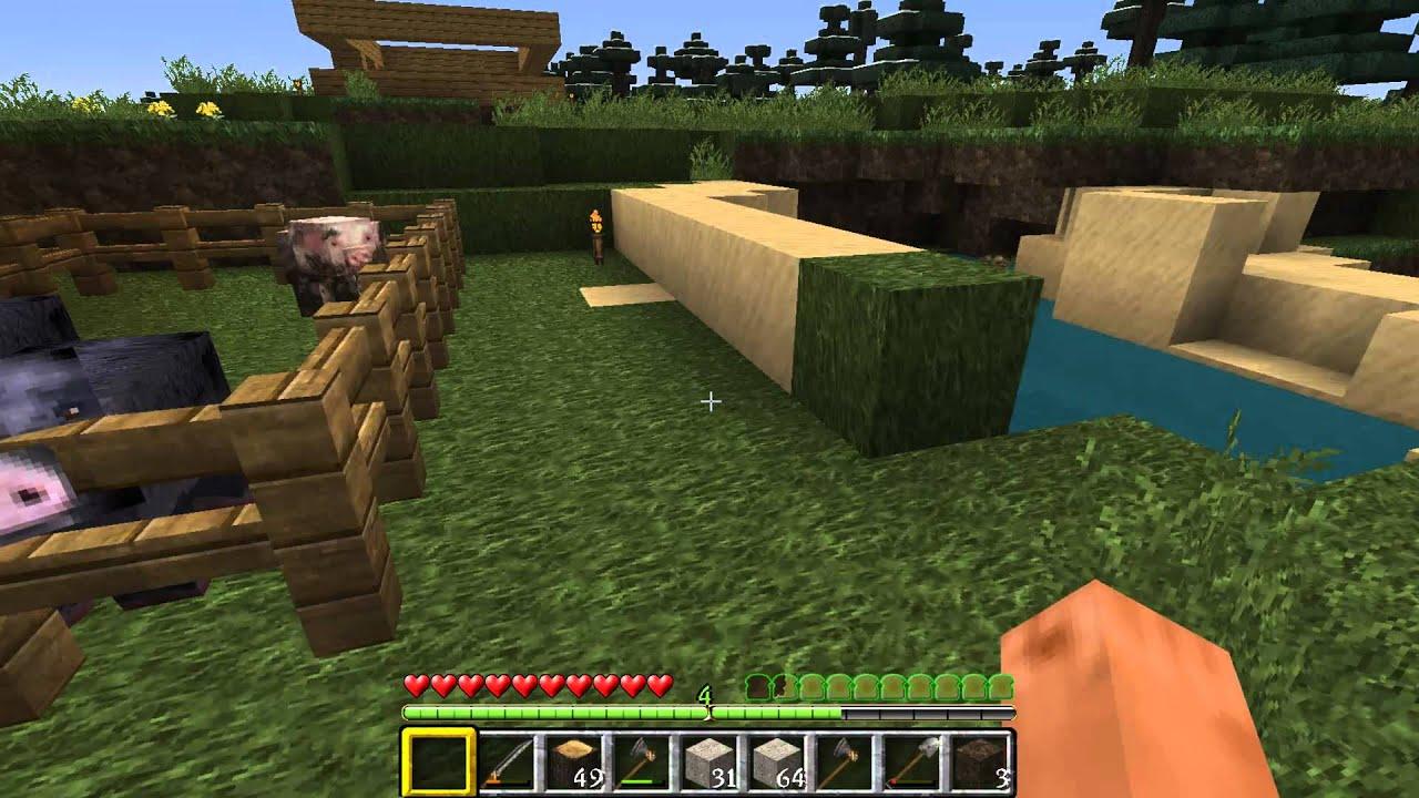 Minecraft Horror Haus