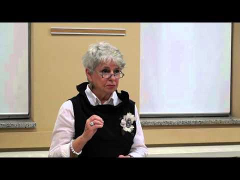 Barbara Kay talk at CAFE Ottawa