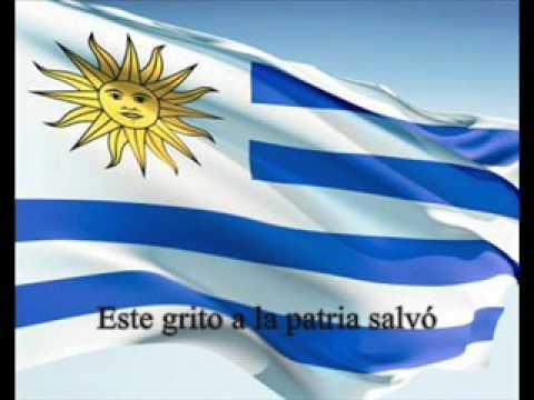 Himno Nacional De La República Oriental Del Uruguay