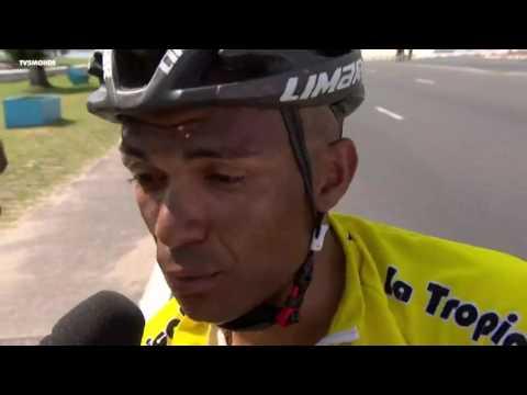 Tour du Gabon 2017 - 7ème étape : Owendo - Libreville