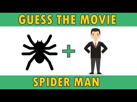 Only a true Genius Can Name the Movies From the Emojis !! 90% FAIL