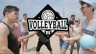 FUNHAUS VS STEVEN SEPTIC - Volleyball Battle thumbnail