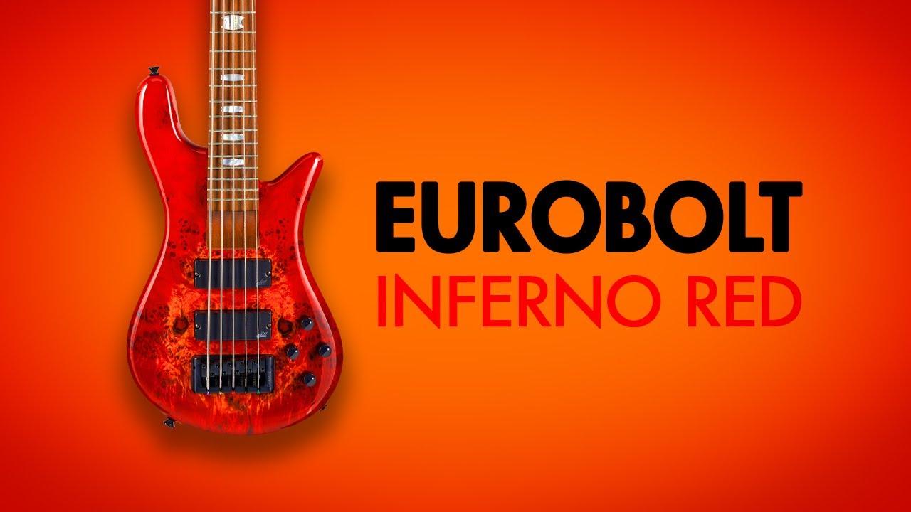 Spector: EuroBolt - Infero Red