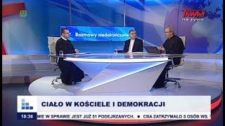 Rozmowy niedokończone: Ciało w Kościele i w demokracji cz.I