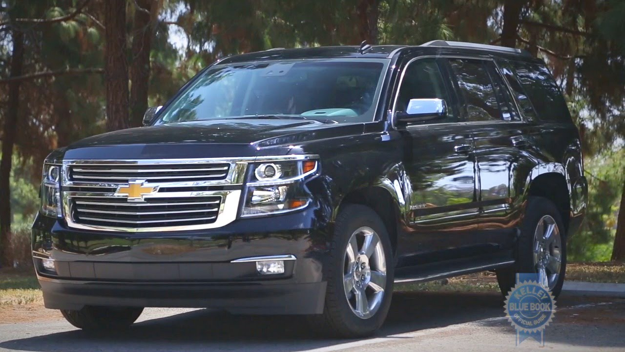 2016 Chevy Tahoe and GMC Yukon - Review and Road Test ...