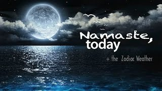 Namaste, Today: Friday 4/03/2015 - April 4 Lunar Eclipse Special -