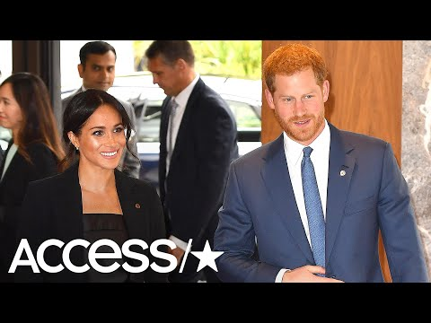 Meghan Markle & Prince Harry's Upcoming Fall Tour: Everything You Need To Know! | Access