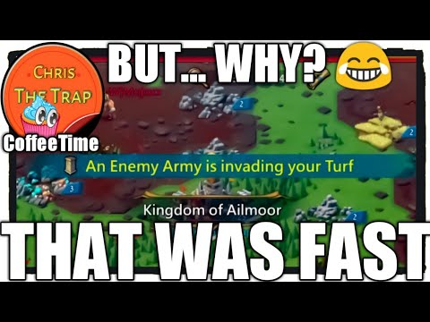 KvK Trapping - What Was He Thinking - Lords Mobile