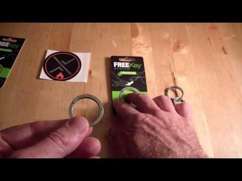 A Better Key Ring
