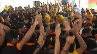 Flash mob Tamil Hindi Malayalam mix