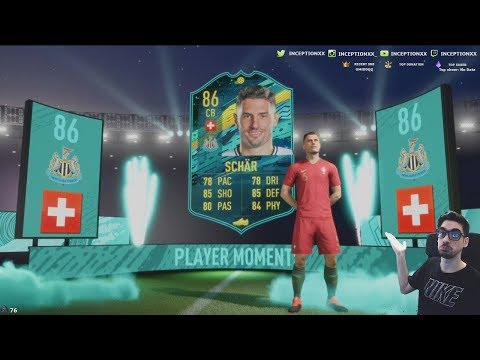 86 MOMENTS SCHAR PLAYER REVIEW! - IS HE WORTH UNLOCKING? - FIFA 20 ULTIMATE TEAM