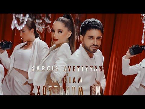 Sargis Avetisyan & Mariam -Xostanum Em ( OFFICIAL MUSIC VIDEO)