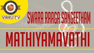 Madhyamavathi Ragam |  Swara Raaga Sangeetham | Vikku Vinayakaram | Vikku TV