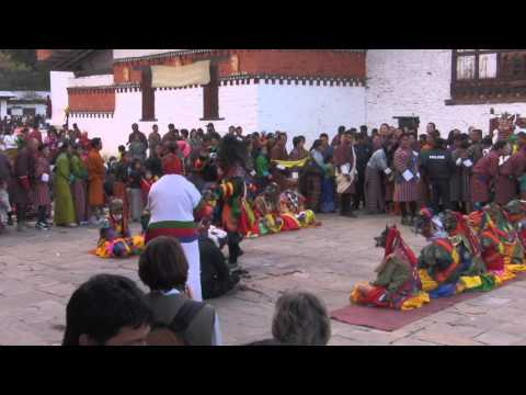 Russell & Jeff's Visit to Bhutan
